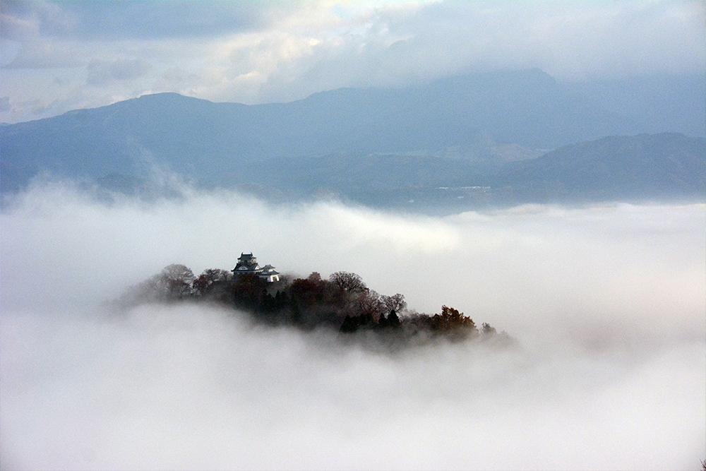 大野城 天空の城